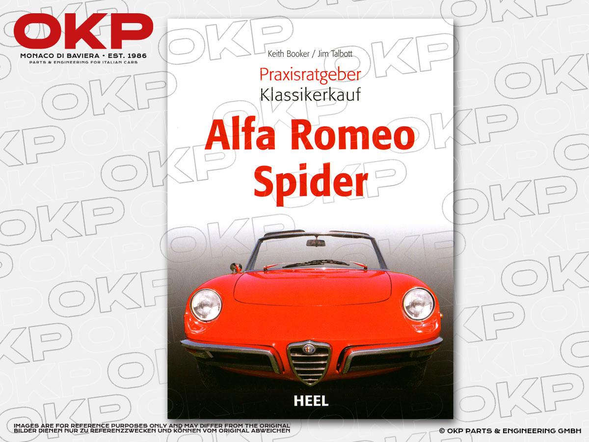 ALFA ROMEO SPIDER schlüsselanhänger DUETTO JUNIOR 1750 2000 105 115 1966 emblem