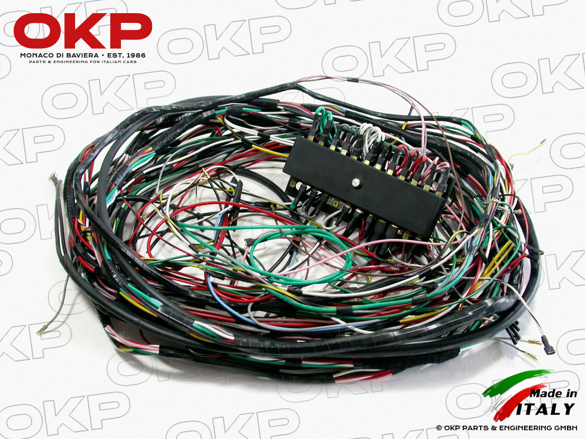 AR40040002_Kabelbaum_2600_Touring okp parts and engineering gmbh spider wire harness at eliteediting.co