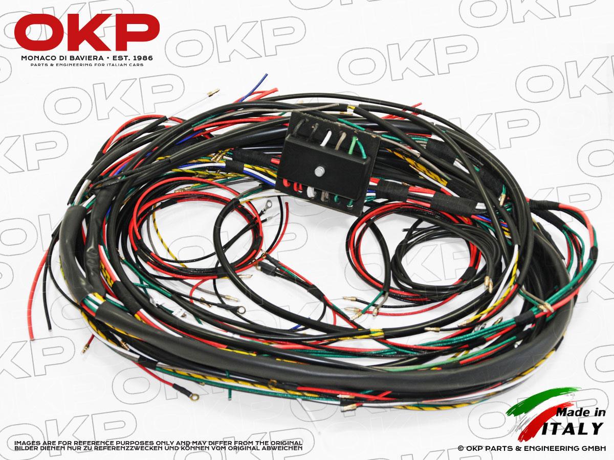 italian wiring harness