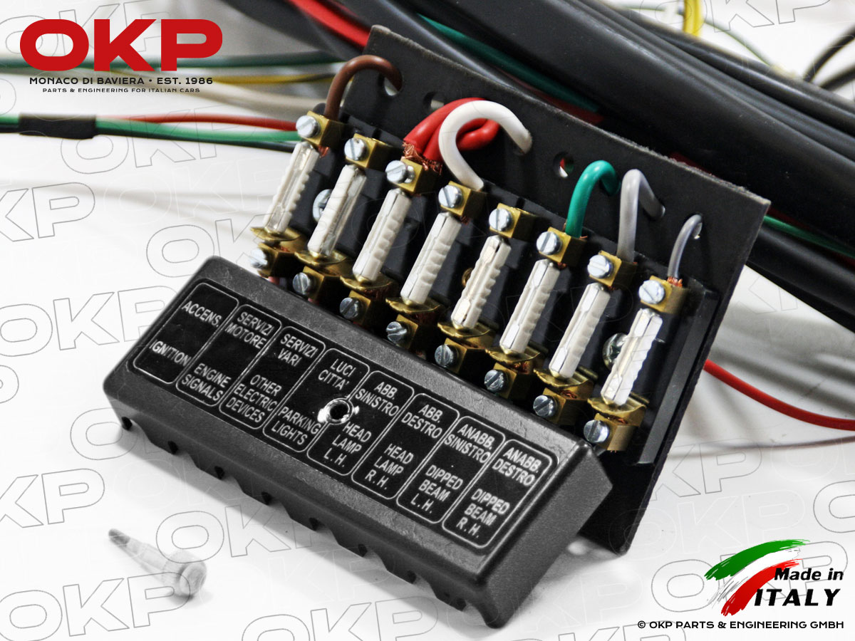 Yamaha Kodiak 450 Fuse Box Location : Giulietta alfa romeo wiring diagram circuit maker