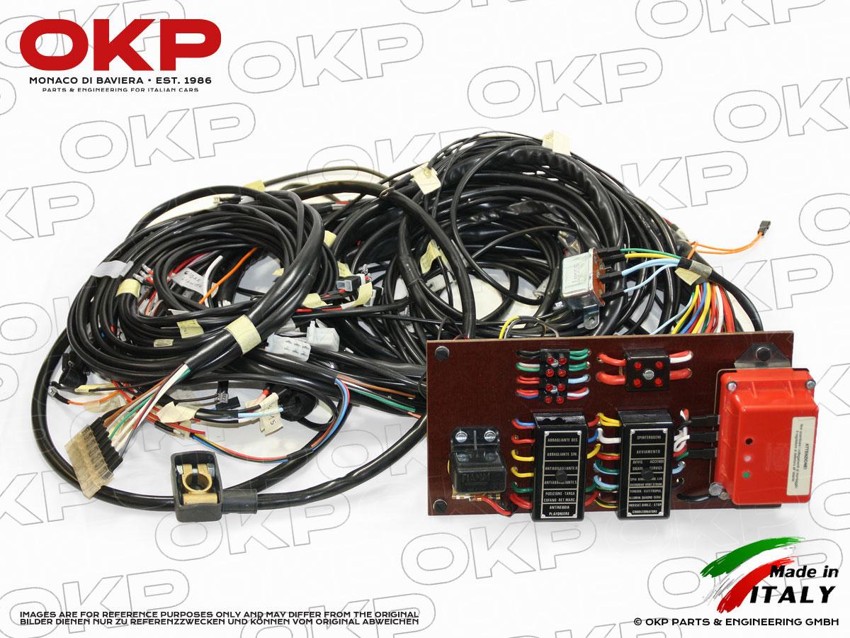 OKP GmbH Ferrari Wiring Diagram on