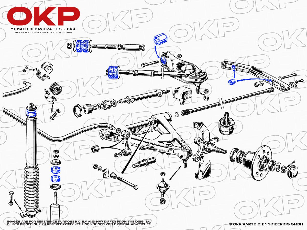 service manual  diagram for a 1999 porsche 911 swingarm