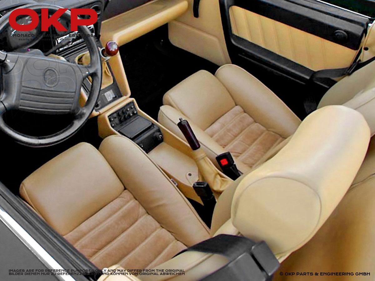 OKP GmbH - Alfa romeo seat covers
