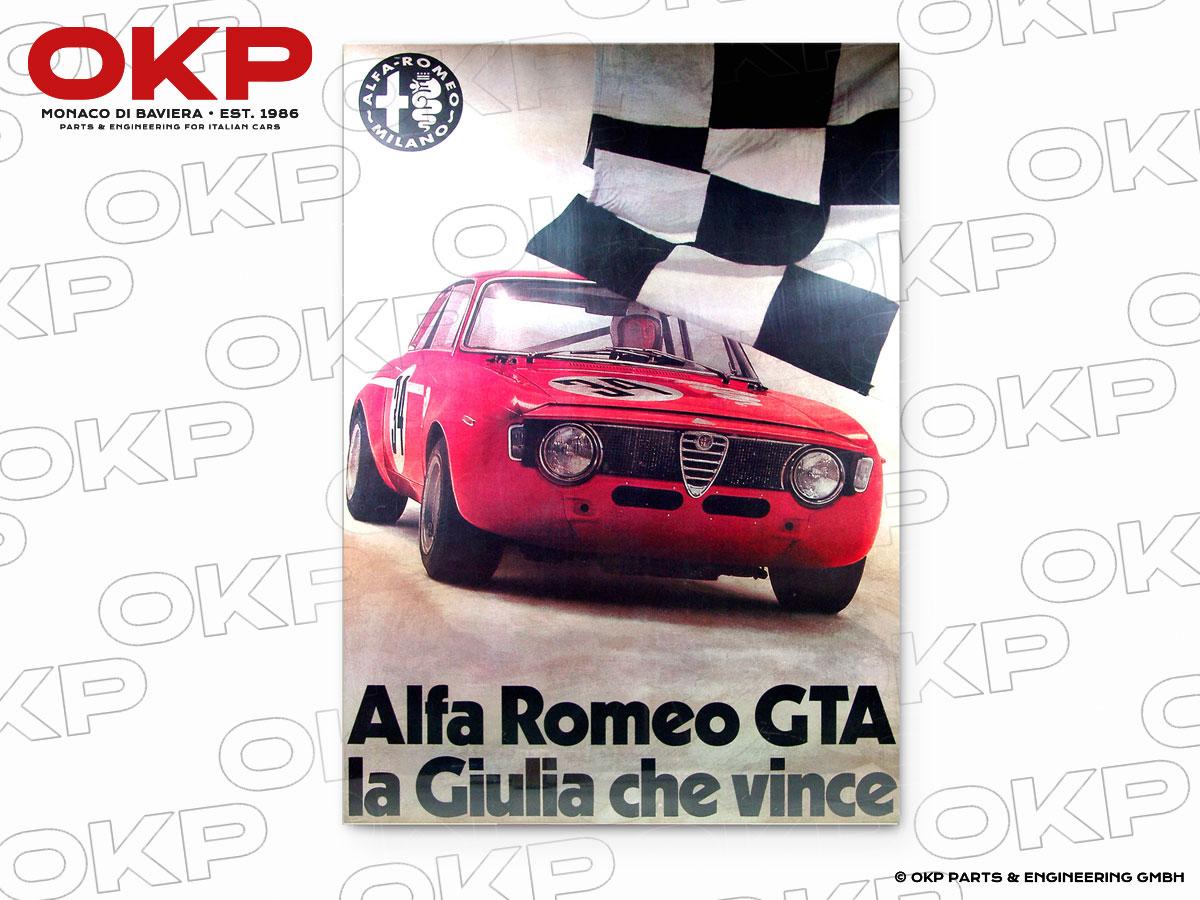 OKP GmbH - Alfa romeo poster