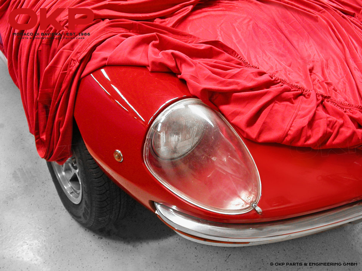 OKP GmbH - Alfa romeo spider car cover