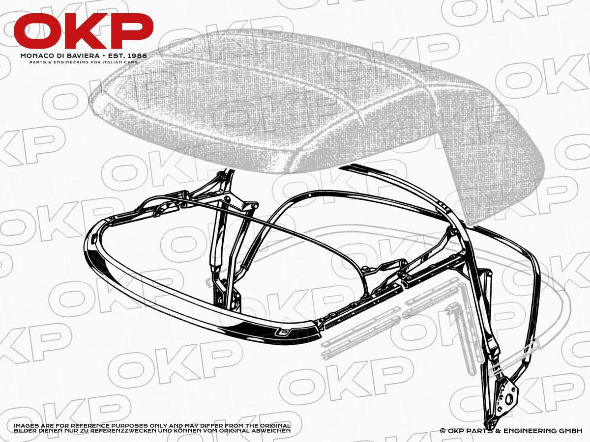 OKP GmbH - Alfa romeo spider soft top