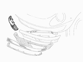 Entlueftungsschlauch Kurbelgehaeuse 1300 2000 Nord  17348 also Product Pol 3001 PFF66 405 Saab 900 1983 1993 likewise Rete Di Trattenimento Oggetti Su Tunnel Centrale as well Ch ion Wischblattsatz  7274 besides Albero Motore Revisionato 1300cc 750 Giulietta  21090. on alfa romeo 4c spider