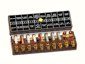 parts and engineering gmbh fuse box ferrari 365gtb 4 daytona brown